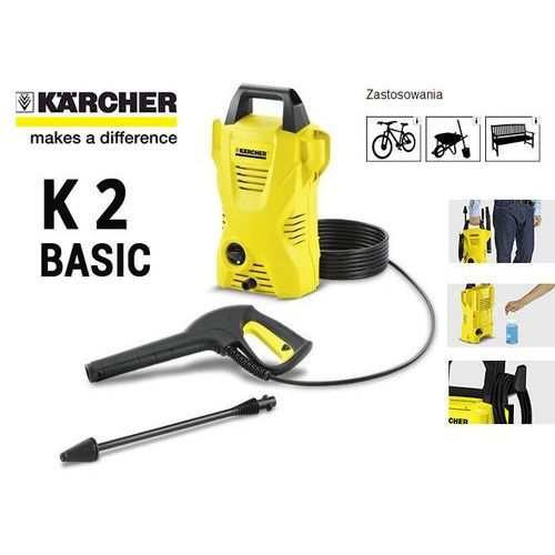 Karcher K2 Basic. Najniższe ceny, najlepsze promocje w sklepach, opinie.
