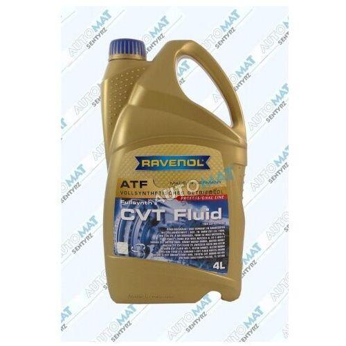 Olej cvt fluid 4l. marki Ravenol