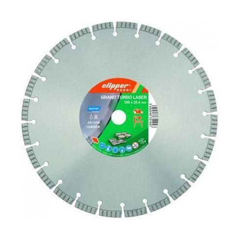 Tarcza NORTON CLIPPER Pro Granite Turbo 70184626526 DARMOWY TRANSPORT (5450248350866)