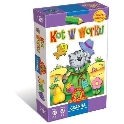 GRANNA Gra Kot w worku, new (5900221001815)