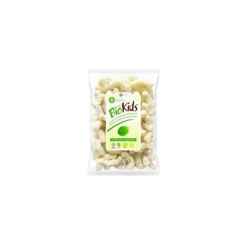 Chrupki kukurydziane ze szpinakiem BIO 55 g Biokids
