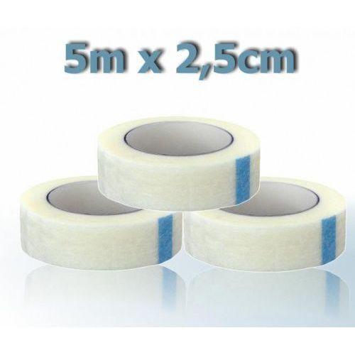 Splendore Przylepiec hypoalergiczny włókninowy ogólnego zastosowania 5mx2,5cm