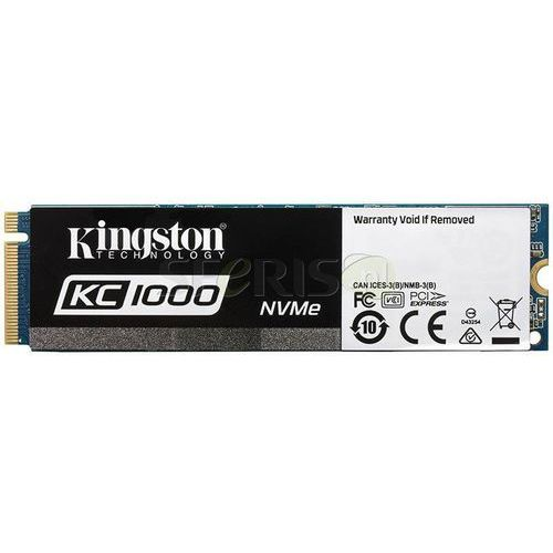KINGSTON DYSK SSD SKC1000/240G 240GB M.2 PCIe 3.0x4