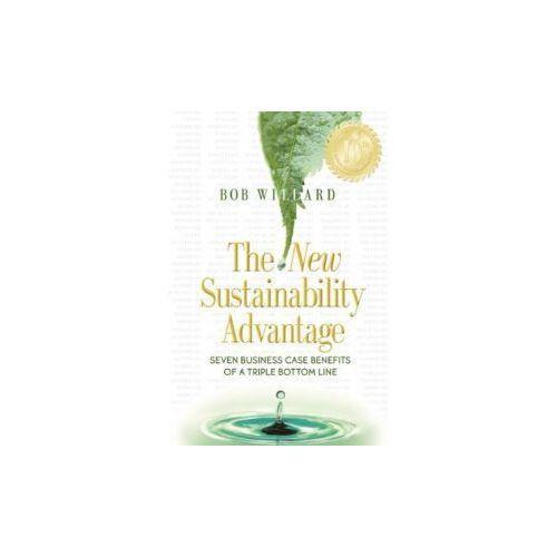 New Sustainability Advantage, pozycja z kategorii Literatura obcojęzyczna