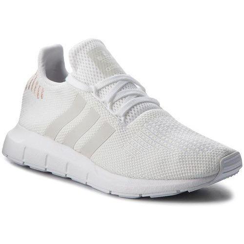 adidas SWIFT RUN W Obuwie miejskie damskie biały Damskie