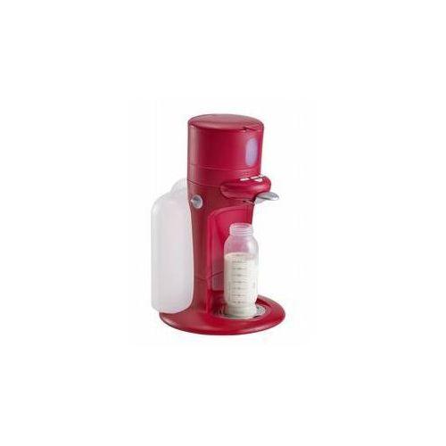Ekspres do przygotowania mleka w proszku Bib'expresso Beaba 3v1 - czerwony - produkt z kategorii- Pozostałe przybory i akcesoria higieny