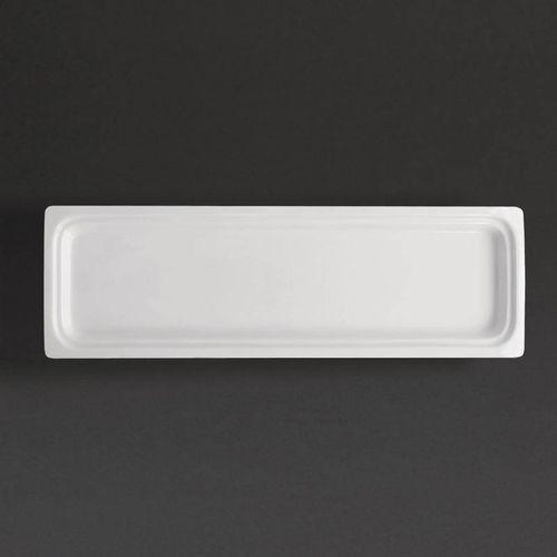 Olympia Półmisek biały gn 2/4 | 53x16,2x3cm