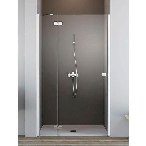 essenza new dwj drzwi wnękowe jednoczęściowe lewe 80 cm 385012-01-01l rodzaj drzwi: otwierane marki Radaway