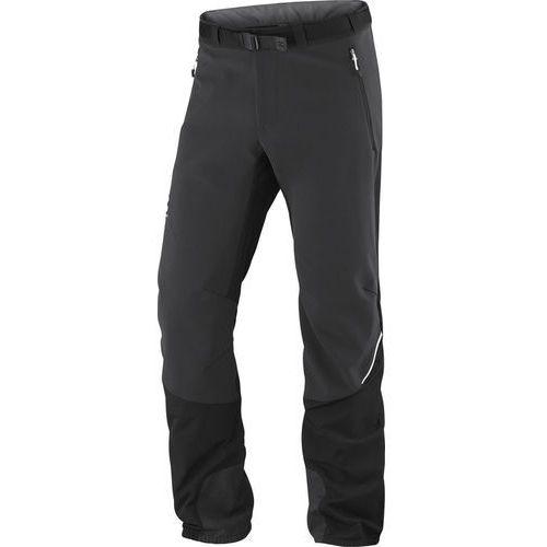 Haglöfs Touring Flex Spodnie długie Mężczyźni czarny L 2017 Spodnie turystyczne (7318840963465)