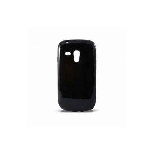 KSIX Etui FLEX COVER dedykowane do Samsung Galaxy S3 Mini - czarne Odbiór osobisty w ponad 40 miastach lub kurier 24h, towar z kategorii: Futerały i pokrowce do telefonów