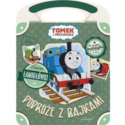 Tomek i przyjaciele Podróże z bajkami, praca zbiorowa