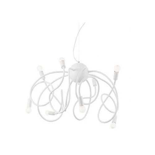 Lampa wisząca MULTIFLEX SP8 BIANCO