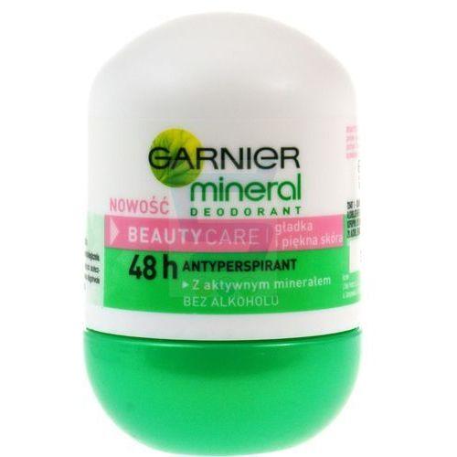 mineral deodorant beautycare dezodorant roll-on wyprodukowany przez Garnier