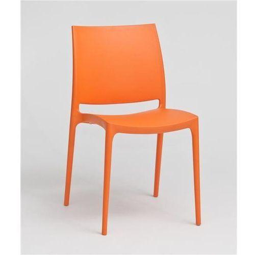 Resol Krzesło aruka - pomarańczowy