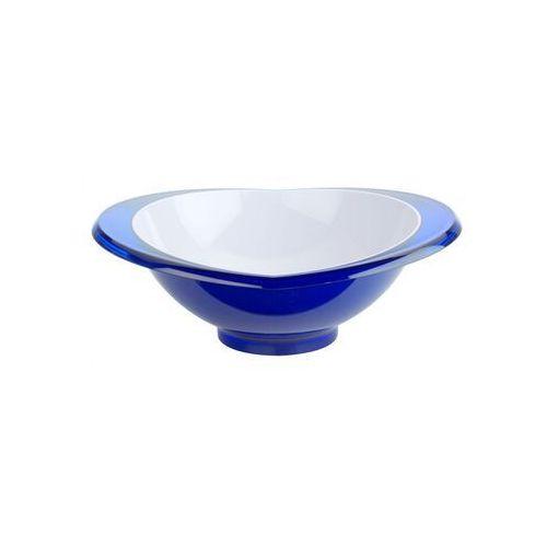 Salaterka 23 cm bugatti glamour niebieska marki Casa bugatti