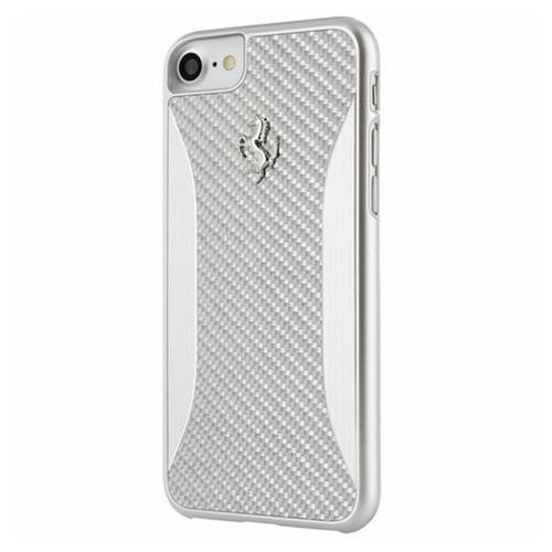 Ferrari  gt experience - etui iphone 7 (srebrny) (3700740388433)