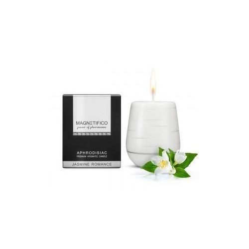Świeca zapachowa aphrodisiac candle jasmine romance 34h 010281 marki Valavani