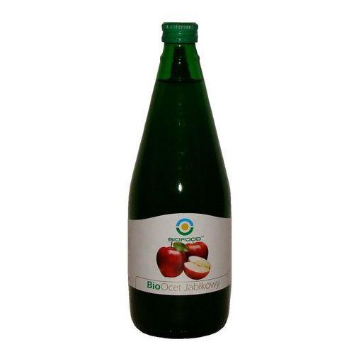Ocet jabłkowy bio 6x700ml marki Bio food. Tanie oferty ze sklepów i opinie.