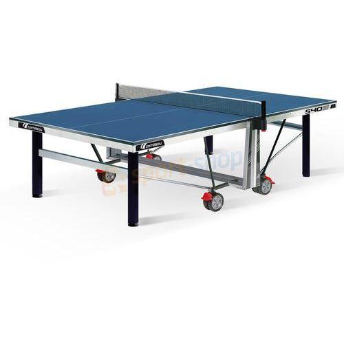 Stół tenisowy Competition 540 ITTF Cornilleau (niebieski)