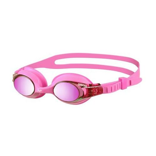 Arena Okulary x-lite kids mirror pink (3468334522358)