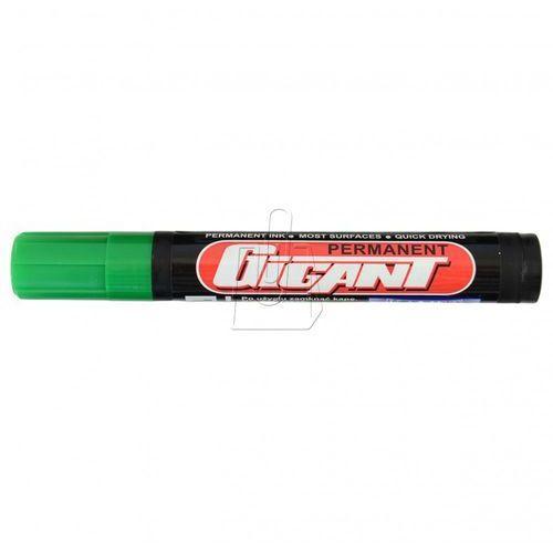 Marker permanentny gigant zielony - wejdź i odbierz rabat - autoryzowana dystrybucja - szybka i tania dostawa - hurt - wyceny marki Kamet