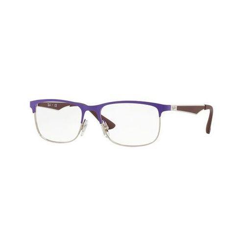 Ray-ban junior Okulary korekcyjne ry1052 4056