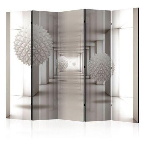 Artgeist Parawan 5-częściowy - brama do przyszłości ii [room dividers]