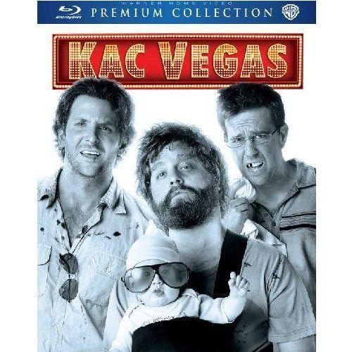 Kac Vegas (Blu-Ray) - Todd Phillips DARMOWA DOSTAWA KIOSK RUCHU (7321996252406)