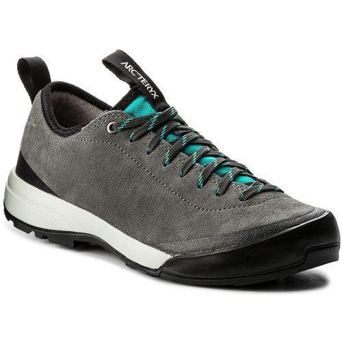 Arc'teryx Trekkingi - acrux sl leather w 067927-303830 g0 titan/bora bora
