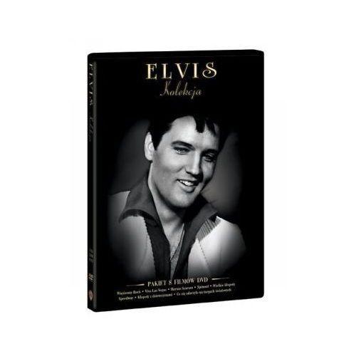 Elvis presley: kolekcja 8 filmów (8 dvd) (dvd) - gene nelson, george sidney, norman taurog marki Galapagos