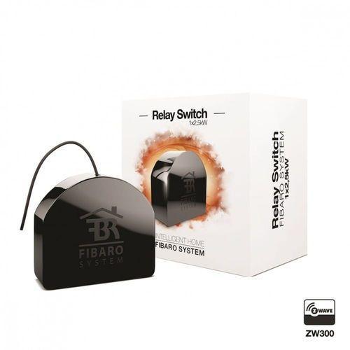 Fibaro Relay Switch 2x1,5KW FGS-212 (5902020528272)