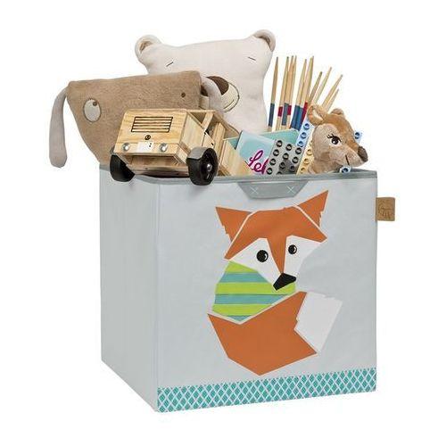 Lassig - Pudełko na zabawki Little Tree Lis (4042183346076)