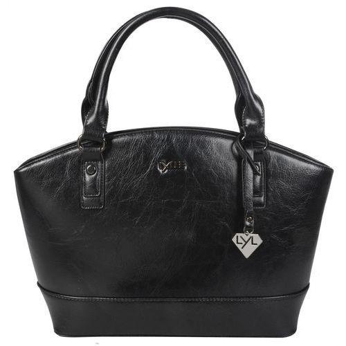 LYLEE torebka damska Annie UNI, czarna, kolor czarny