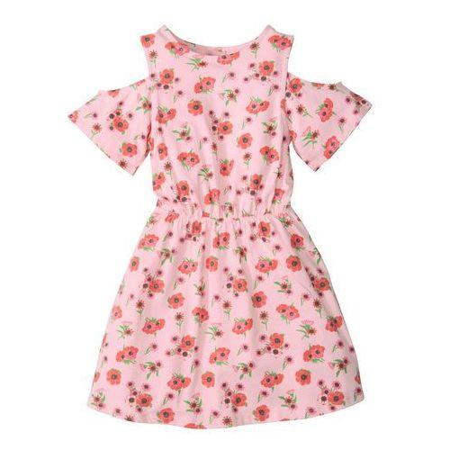 d593ecefa1 Bonprix Sukienka z wycięciami na ramiona.