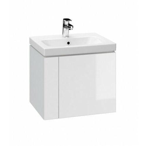 CERSANIT COLOUR Szafka podumywalkowa 50, biała S571-019, kolor biały