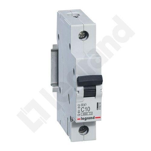 Wyłącznik nadprądowy 1p c 10a 6ka ac rx3 419200 marki Legrand