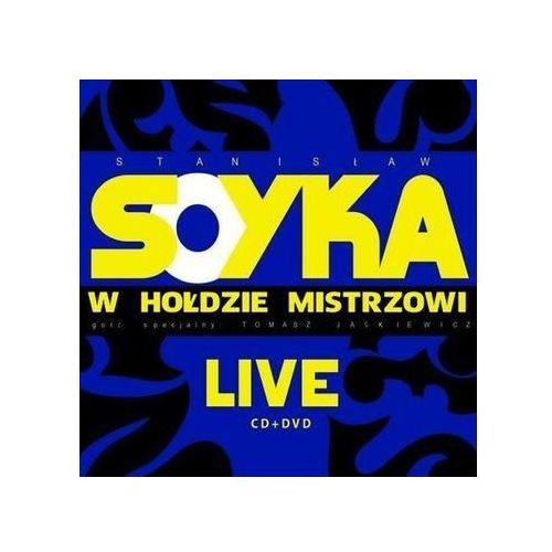 Stanisław soyka w hołdzie mistrzowi live marki Universal music