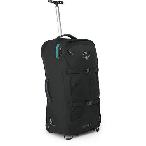 Osprey Fairview Wheels 65 Plecak Kobiety, black 2020 Torby i walizki na kółkach