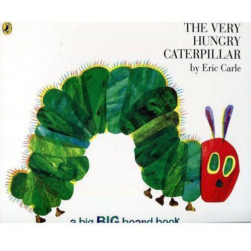 The Very Hungry Caterpillar, oprawa kartonowa