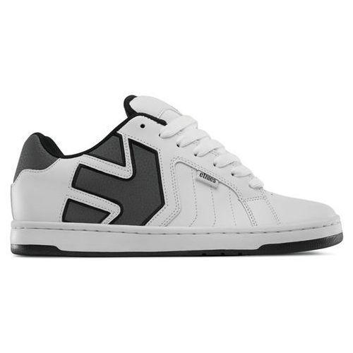 Buty - fader 2 white/grey/black (126) rozmiar: 42.5, Etnies
