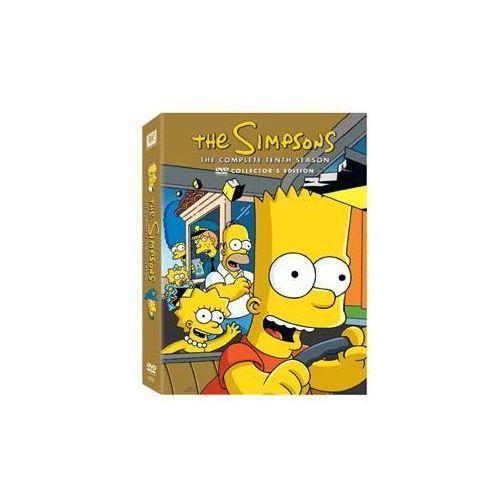 Imperial cinepix Simpsonowie sezon 10 - dvd (5903570146602)