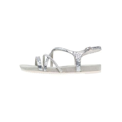 Tamaris sandały damskie 39 srebrny