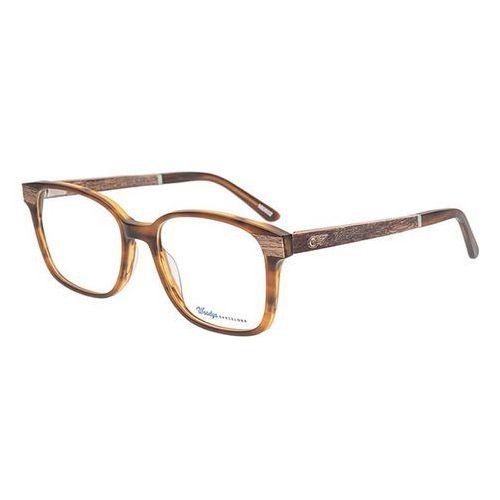 Okulary korekcyjne  frankenstein 02 marki Woodys barcelona