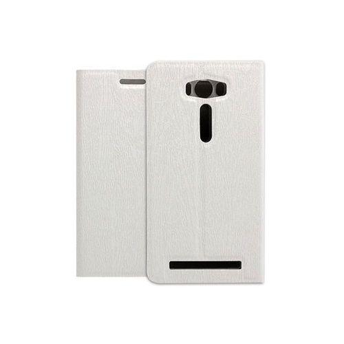 Asus Zenfone 2 Laser (ZE500KL) - pokrowiec na telefon - biały, kolor biały