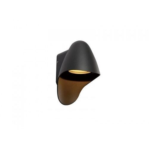 Eglo PASAIA Zewnętrzny kinkiet LED Antracytowy, 1-punktowy - 480 Lumenów - Nowoczesny - Obszar zewnętrzny - PASAIA - 3000 Kelwin, 95112