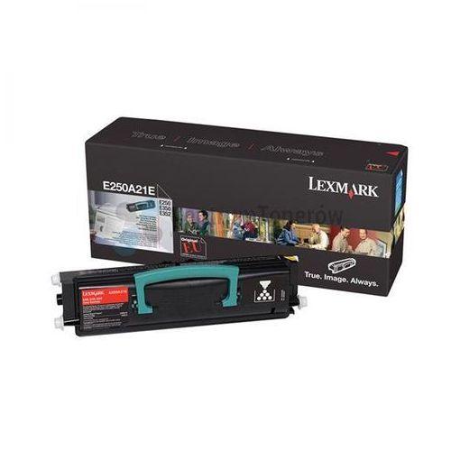 oryginalny toner e250a21e, black, 3500s, lexmark e250, e35x marki Lexmark