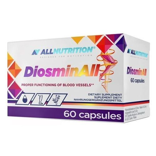 Allnutrition diosminall x 60 kapsułek marki Sfd