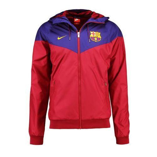 Nike Performance FC BARCELONA Artykuły klubowe noble red/university gold