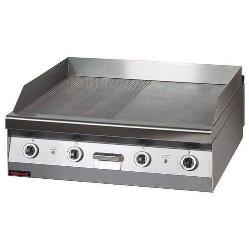 Płyta grillowa elektryczna | KROMET 900.PBE-900GR