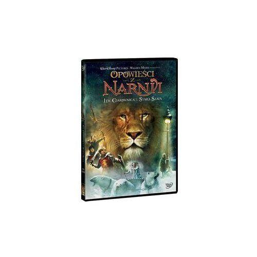 OKAZJA - Opowieści z Narnii - Lew, czarownica i stara szafa (DVD) - Andrew Adamson (7321917502795)